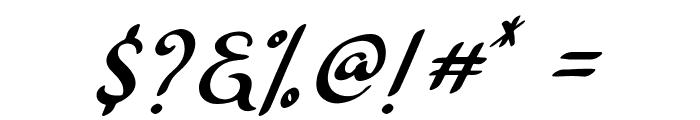 Lorea Font OTHER CHARS