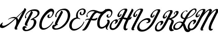 Lorea Font UPPERCASE