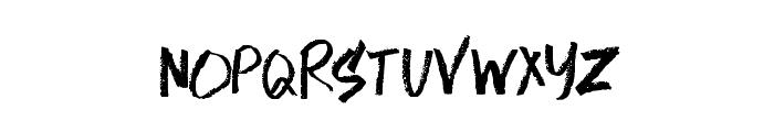 LostintheSound-Regular Font LOWERCASE
