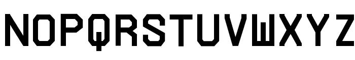 Louco-Regular Font UPPERCASE