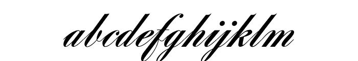 LouisaCP Font LOWERCASE