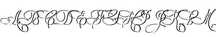 Louizede Font UPPERCASE