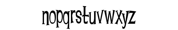 Lounge Bait Font LOWERCASE