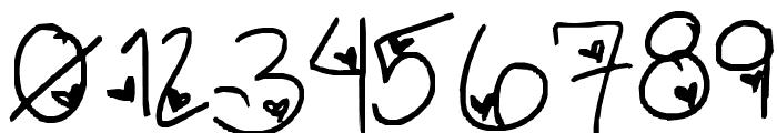 LoveLetter_kR3wgZ Font OTHER CHARS