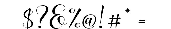 Lovea Font OTHER CHARS