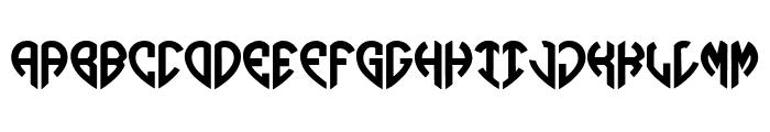 Lovegramos Font UPPERCASE