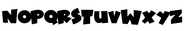 Lovely Madness Font LOWERCASE