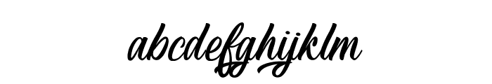 Lovely Quotes Font LOWERCASE