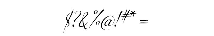 LovelyGraceBG Font OTHER CHARS