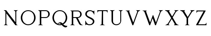 Lovelyn Font LOWERCASE