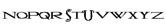 Lovesexy Font LOWERCASE
