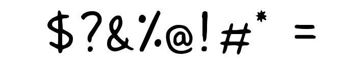 Lovinn Font OTHER CHARS