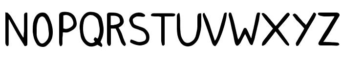 Lovinn Font UPPERCASE