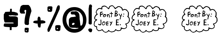 Lower-optic Fibercase Font OTHER CHARS