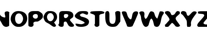 loaf Font UPPERCASE