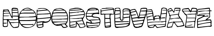 loco tv Font LOWERCASE