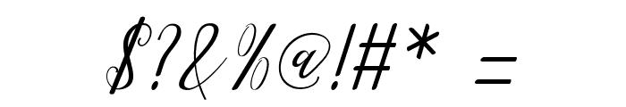 lovemalia-artdesign Font OTHER CHARS