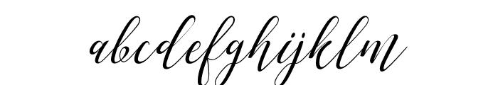 lovemalia-artdesign Font LOWERCASE