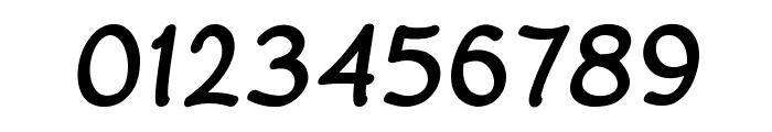 LongaggleBold Font OTHER CHARS