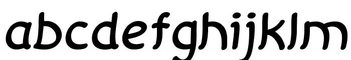 LongaggleBold Font LOWERCASE
