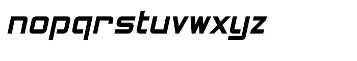 Logan Five Bold Italic Font LOWERCASE