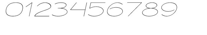Logo Sans Light Italic Font OTHER CHARS