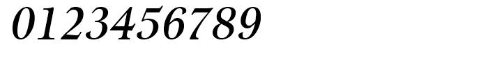 Lomba Medium Italic Font OTHER CHARS