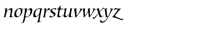 Lorenzo Swash Light Font LOWERCASE