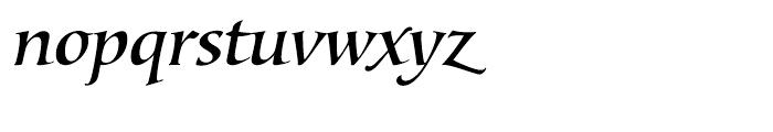 Lorenzo Swash Font LOWERCASE