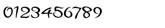 Lourdes Regular Font OTHER CHARS
