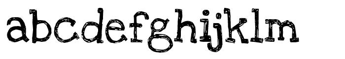 Love Ya Like A Sister Regular Font LOWERCASE
