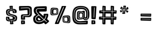 Lolapeluza Regular Font OTHER CHARS