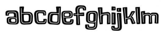Lolapeluza Regular Font LOWERCASE