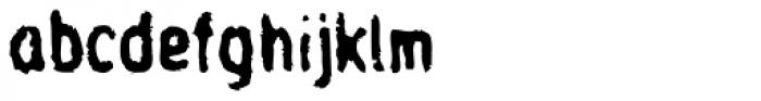 LOOKAlike EF Full Font LOWERCASE