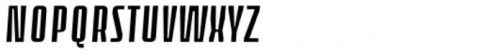 Loch Khas Demi Bold Italic Font UPPERCASE