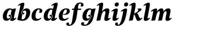 Lockon Font LOWERCASE