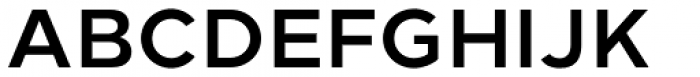 Loew Next Arabic Bold Font UPPERCASE