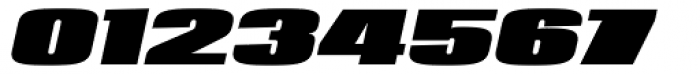 Loft ExtraBold Italic Font OTHER CHARS
