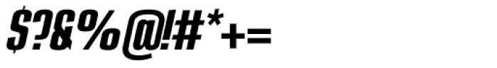 Loft Std Italic Font OTHER CHARS