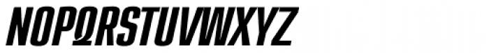 Loft Std Italic Font UPPERCASE