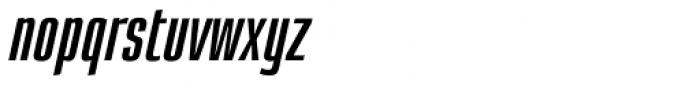 Loft Std Light Italic Font LOWERCASE
