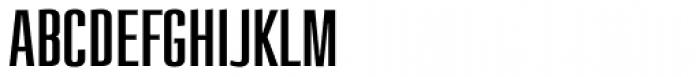 Loft Std Light Font UPPERCASE