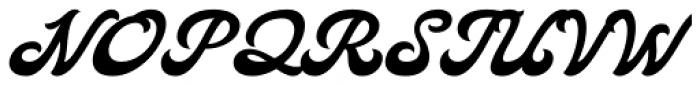 Loftype Font UPPERCASE
