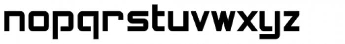 LoganFive Bold Font LOWERCASE