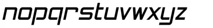 LoganFive Italic Font LOWERCASE