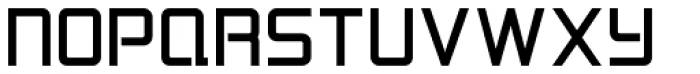 LoganFive Font UPPERCASE