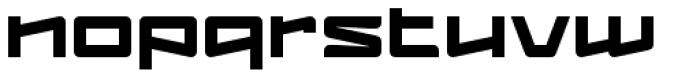 Logofontik 4F Font LOWERCASE