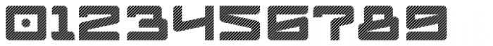 Logofontik Stripes 4F Font OTHER CHARS