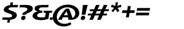 Logotypia Pro Italic Font OTHER CHARS