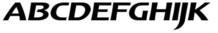 Logotypia Pro Italic Font UPPERCASE